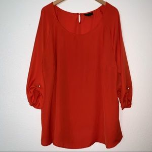 Worthington Lightweight Blouse
